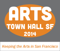 Arts Town Hall SF Logo